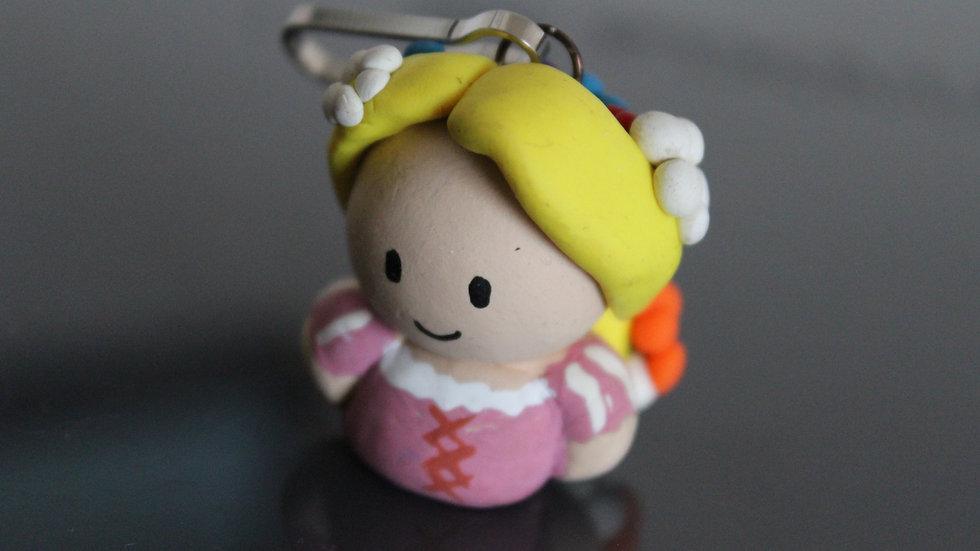 'Princess Series' Chibi Charms