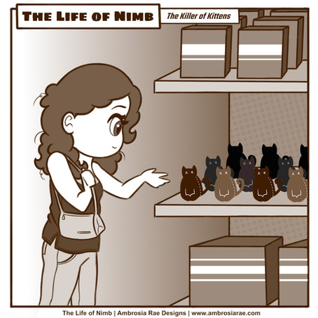 The Life of Nimb - Kitten Killer - Episode #011