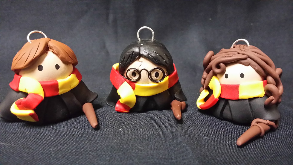 'Harry Potter Series' Chibi Charms