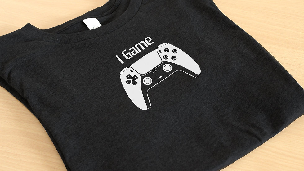 'I Game' Graphic Tee