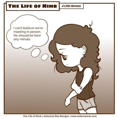 The Life of Nimb - A Little Nervous - Episode #008