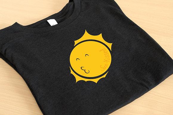 'Sun Kissed' Unisex Graphic Tee Design