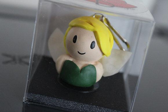 Tinkerbell Princess Polymer Clay Chibi Charm