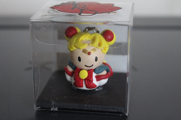 Sailor Moon Polymer Clay Chibi Charm