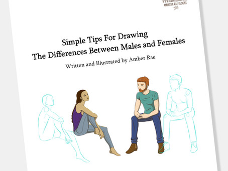Tips to Draw Males and Females