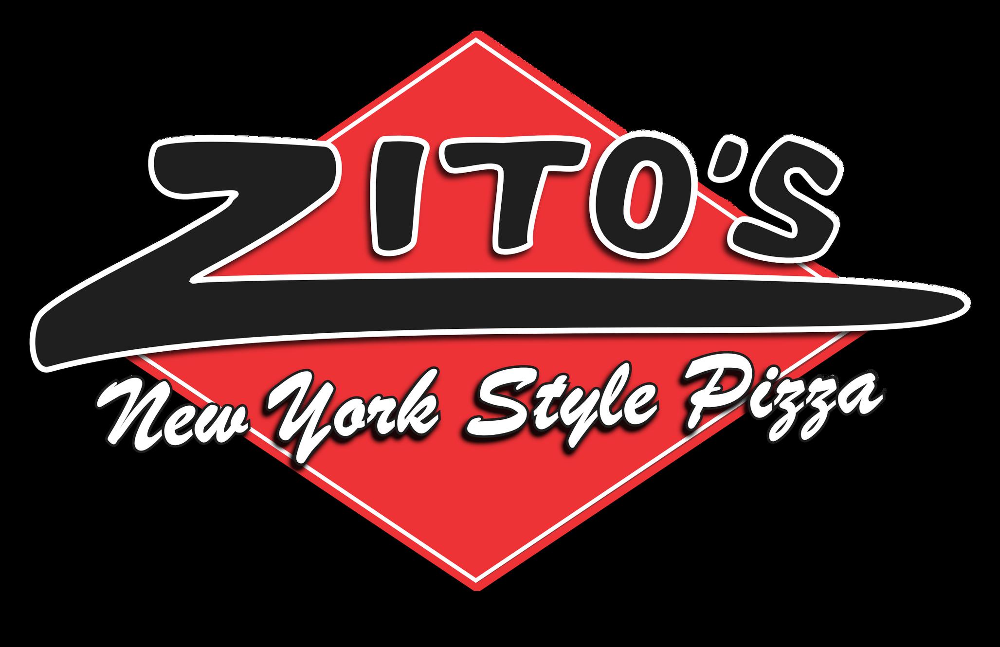 Menu | Zito's Pizza