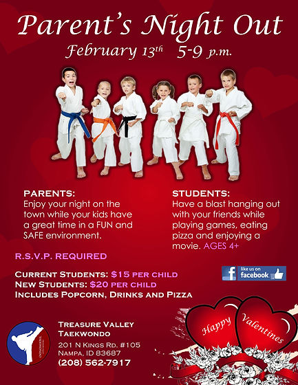 Taekwondo, Bully camp, Nampa Idaho, Martial arts, karate, back to school