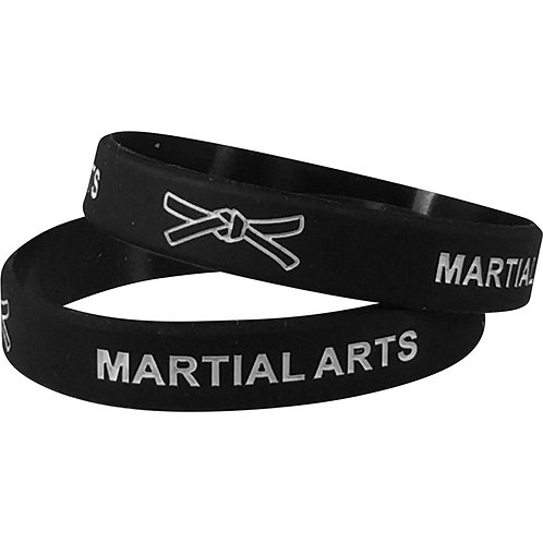 Martial Arts Wrist Band