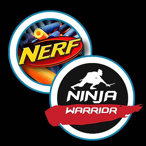 Nerf & Ninja - Camp Registration
