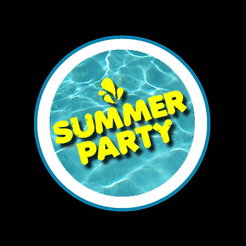 Summer Party - Camp Registration