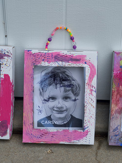 Preschool Self Portraits