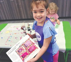 Preschool ATC Workshop at Scenic Regional Sullivan Library