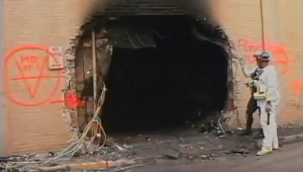 Pentagon Exit Hole 9/11
