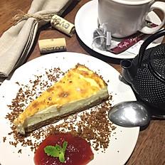 Tarta de quesos (cheesecake)