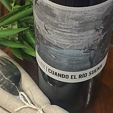 D.O. RIBERA DEL DUERO Cuando el río suena 6 meses Tinta fina