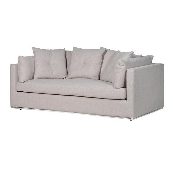 Natural 2 Seater Sofa