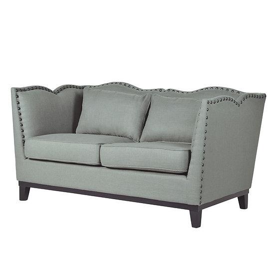 Sage Green 2 Seater Sofa