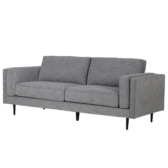 Grey Speckle 3 Seater Sofa