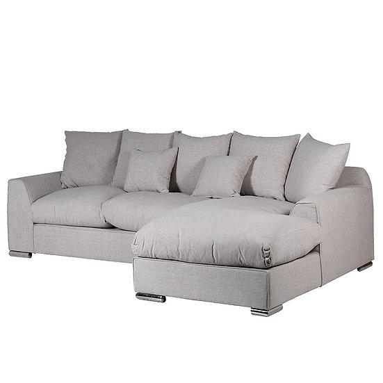 Loose Cushion Sofa Chaise