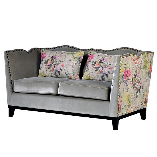 Broughton Zinc 2 Seater Sofa