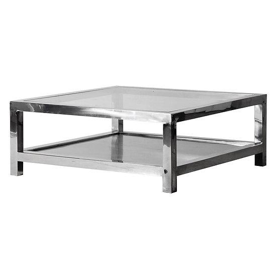 Terano Coffee Table with Shelf