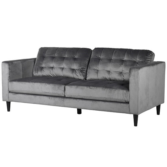 Flannel Velvet Sofa