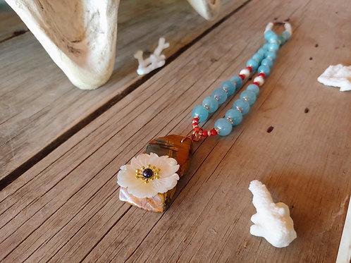 Aquamarine Blossom