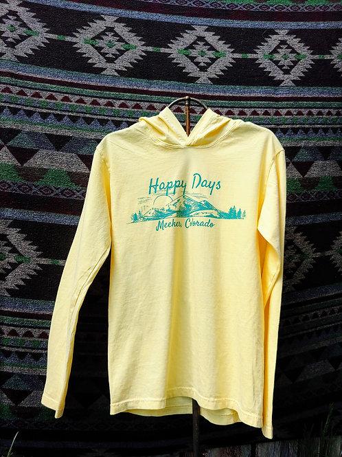 Happy Days Unisex Sunshine Long Sleeve