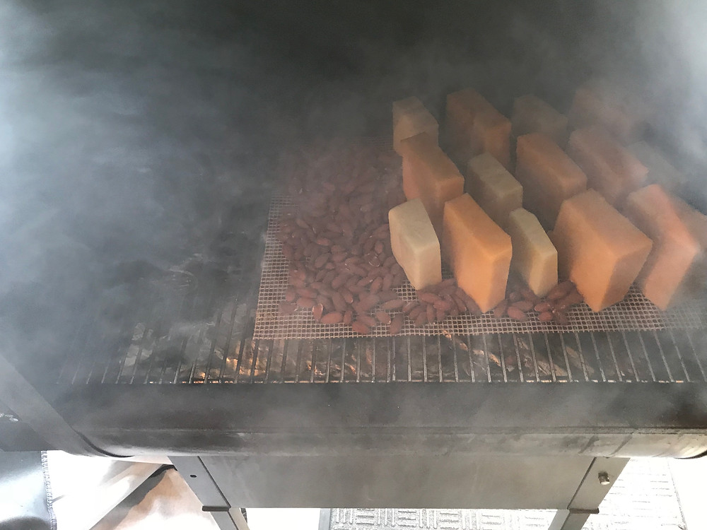 Bill Matthews Outdoors Smoked Cheese
