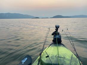 BMO Fishes Clear Lake KBF Trail II