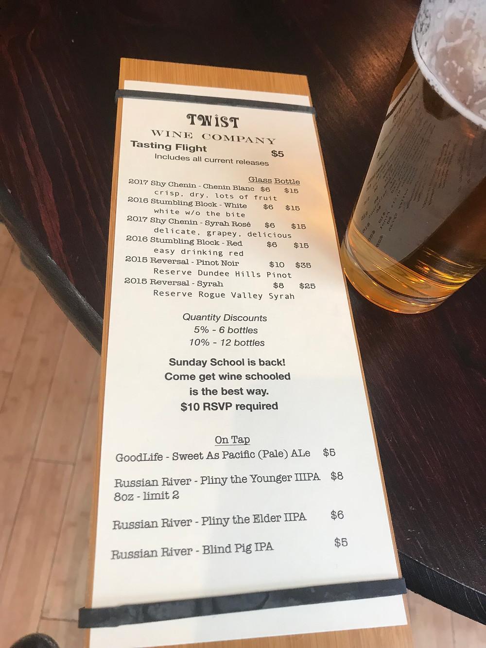 Bill Matthews Outdoors Beer