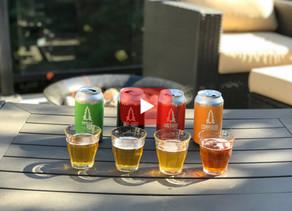 Quarantine Beer Tasting - Backwoods Brewing Company