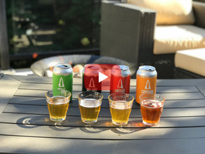 Quarantine Beer Tasting - Backwoods Brewing Company