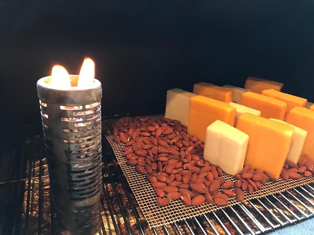 Bill Matthews Outdoors Smoked Cheese