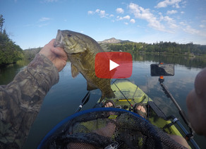 Cinco De Mayo Smallmouth Fishing
