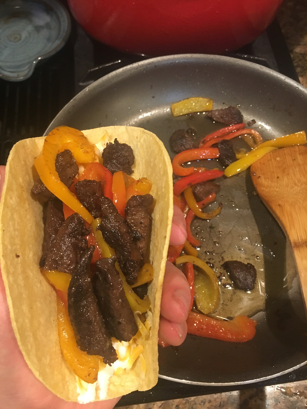 Bill Matthews Outdoors Duck Fajitas