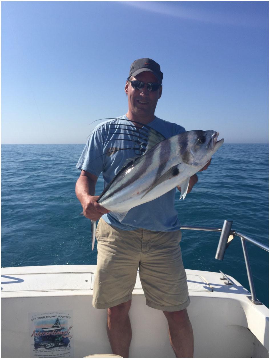 Bill Matthews Outdoors Rooster Fish