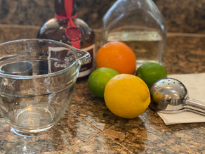 Fresh Squeezed Margaritas!