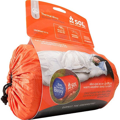 SOL Survive Outdoors Longer Thermal Bivvy
