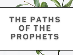 The Paths of the Prophets