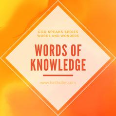 WORDS & WONDERS