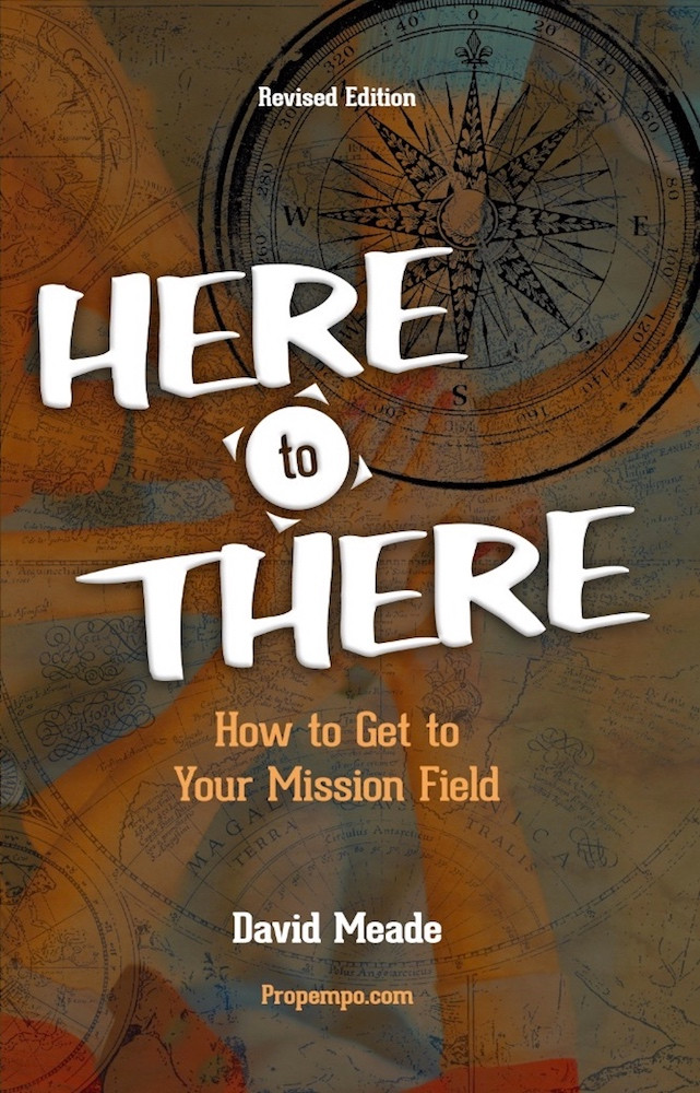Here to There, rev. ed., front cover