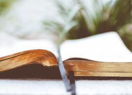 No Bible, No Ministry
