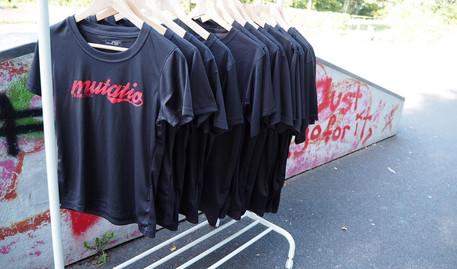 Mutatio Shirts erhältlich