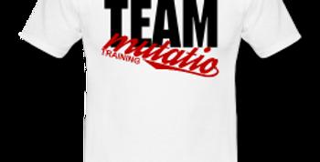 Team Mutatio T Shirt White