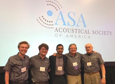 MCH at ASA San Diego 2019