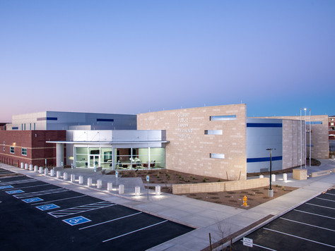 Gilbert Public Safety Training Facility Is Now Open!