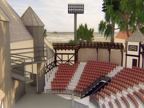 Small Town Charm, Reimagined - Solvang Festival Theater Renovation
