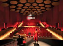 SDSU Don Powell Theatre Renovation & New Second Stage