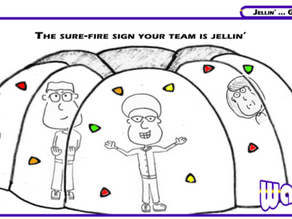 Can Improv Help your Team Jell?